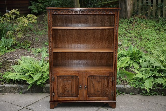 Old Charm Bookcase : Old charm bookcase for sale in uk view bargains