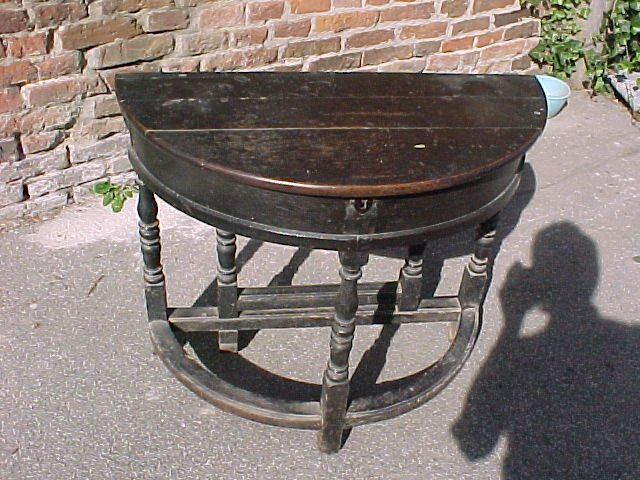 Oak Gate Leg Table For Sale In Uk View 43 Bargains