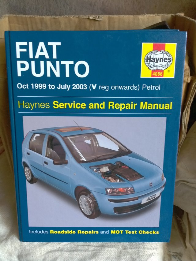 Haynes Car Manuals For Sale In Uk