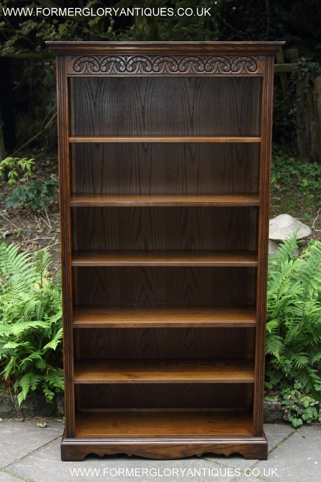 Old Charm Bookcase ~ Old charm bookcase for sale in uk view bargains