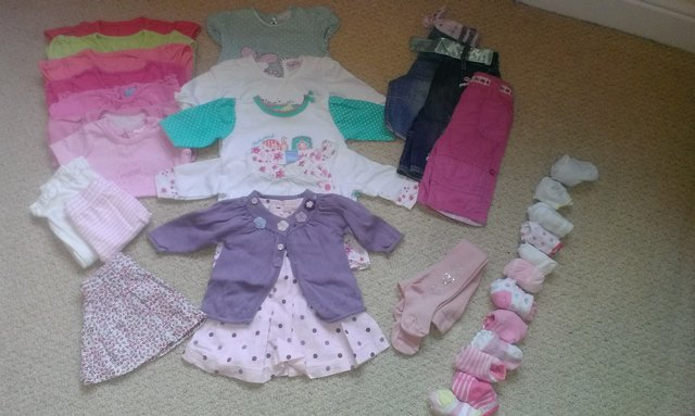Baby Girl Frilly Pants for sale in UK
