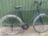 bicycle,15 speed hybrid - £45
