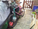 Men's peugeot mountain bike - £50