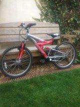 Girls bike approx age 10+ - £20