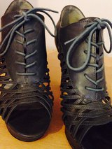 Size 7 lace up heels