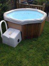 Canadian muskoka spa n a box portable spa hot tub