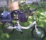 Reduced for Quick Sale - Pedal Assist Folding Electric Cycle - £347