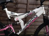 Girls mountain bike - £50