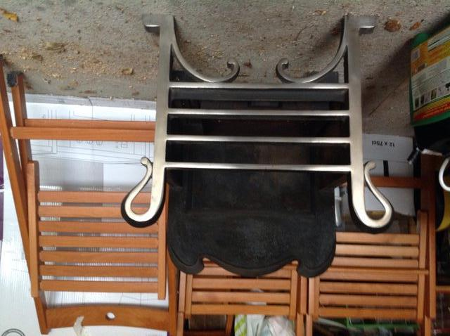 Fire basket for sale in kelsall cheshire preloved for Furniture kelsall