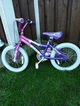 Girls bike like new can deliver  for a small charge  - £35
