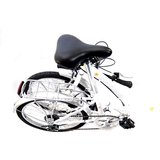 BRAND NEW TOWNSEND VOYAGER FOLD UP BIKE, 6 GEARS, VERY COMPA - £60