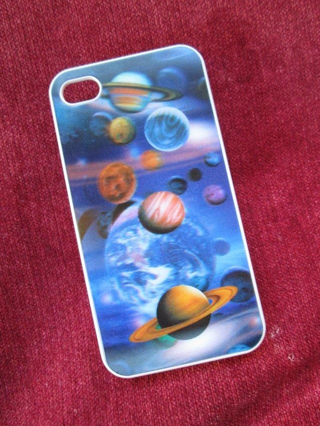 Tonic Planets 3D Slim Fit Case for iPhone 4 & 4S (Incl P&P) for sale  Scunthorpe