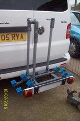 CYCLE BIKE RACK TOW BAR MOUNTED - £48