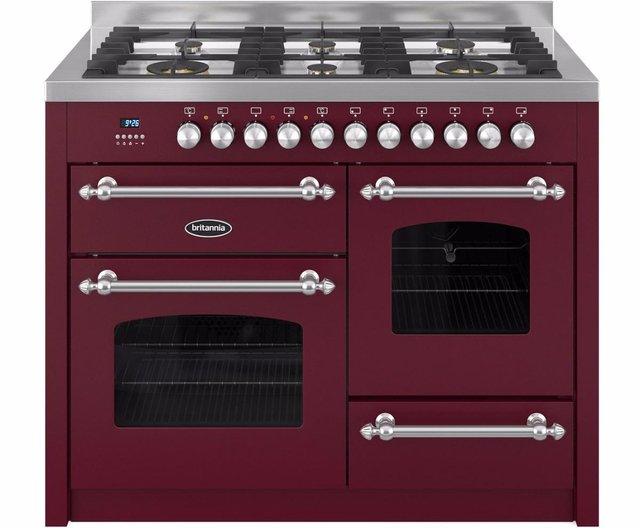 paul bocuse rosieres range cooker manual