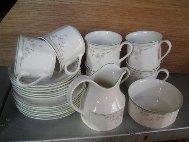 Royal dalton tea set