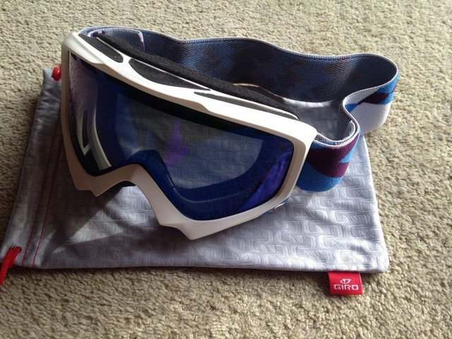 used ski goggles  Giro ski goggles- new never used For Sale in Welwyn Garden City ...