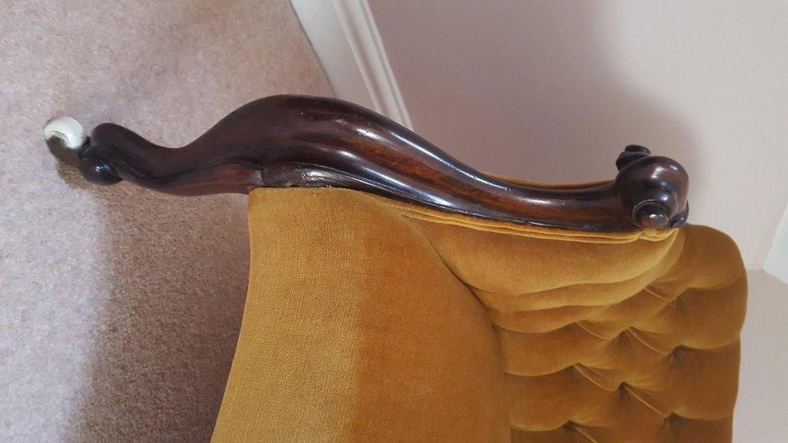 Antique chaise lounge for sale in uk view 64 bargains for Antique chaise lounges for sale