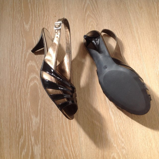 kitten heel sandals - Local Classifieds Buy and Sell in the UK