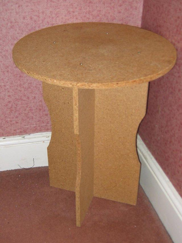 Tall Small Table Second Hand Household Furniture Buy