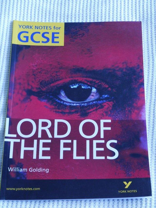 What novels do you study in English Literature GCSE?