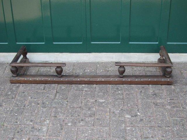 Antique Fireplace Fenders For Sale In Uk View 47 Ads