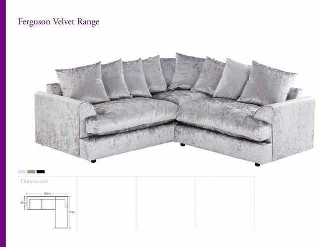 Velvet Sofa For Sale In Uk 72 Second Hand Velvet Sofas