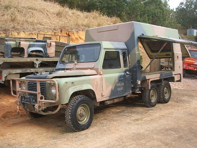 landrover 6x6   used land rover cars buy and sell in the uk and ireland preloved