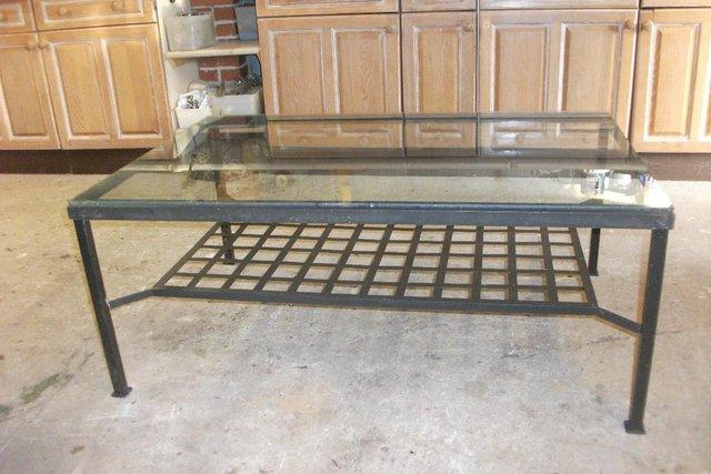wrought iron coffee tables Second Hand Household Furniture Buy