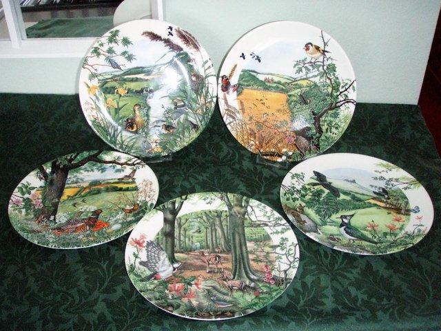 China Wall Plates Collectible China And Glass Buy And