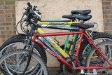 Men's mountain bikes : job lot of 5 bikes - £50 ovno