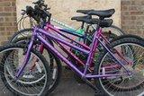 Women's Mountain Bikes : job lot of 5 bikes - £35 ovno