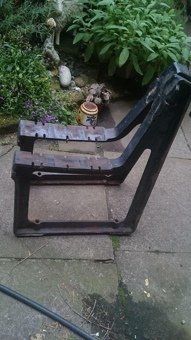 Garden Furniture Kings Lynn cast iron furniture - second hand garden furniture, buy and sell
