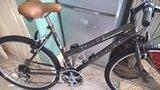 ladies hybrid bike Falcon Krakatoa - £75