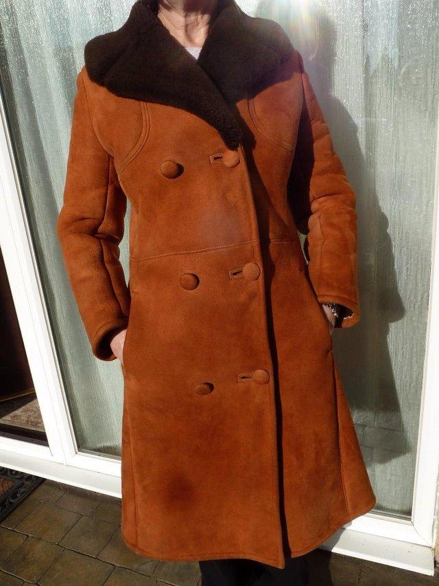 glastonbury sheepskin coat - Local Classifieds, Buy and Sell in ...