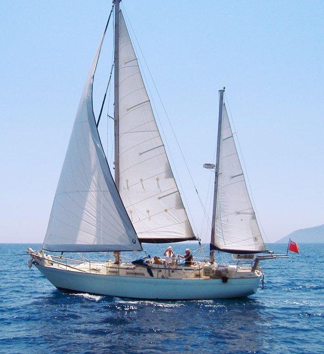 Yacht nicholson 39
