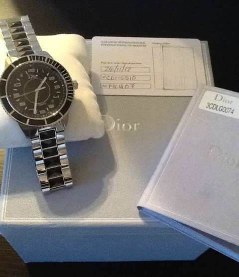 dior watch for sale