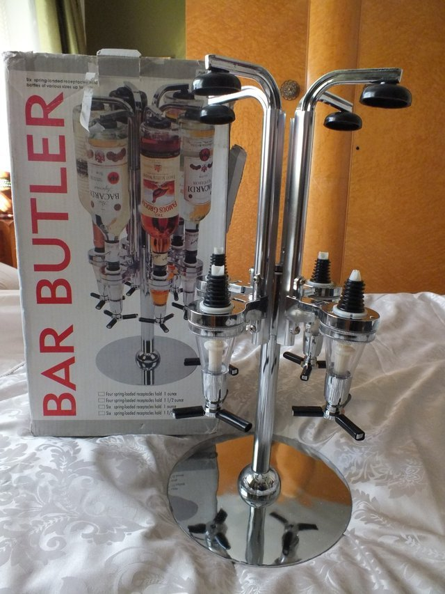 Second hand bar butler from Preloved