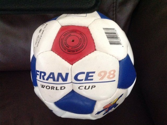 1998 world cup football