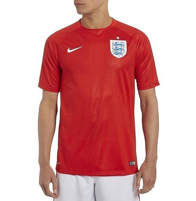 england footbal shirt