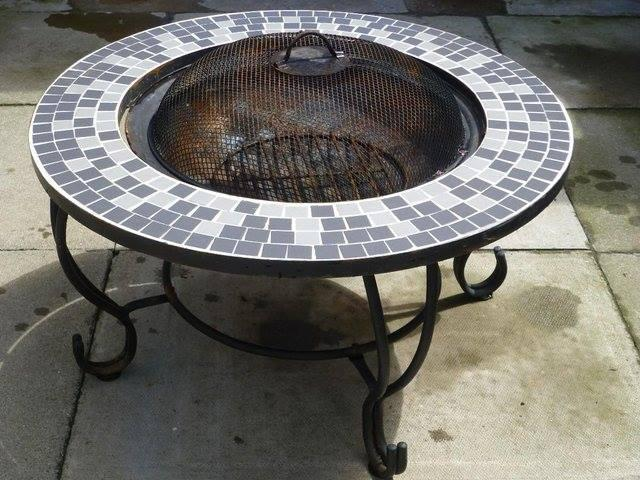Second hand fire pit from Preloved