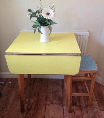 retro breakfast table for sale in lincoln