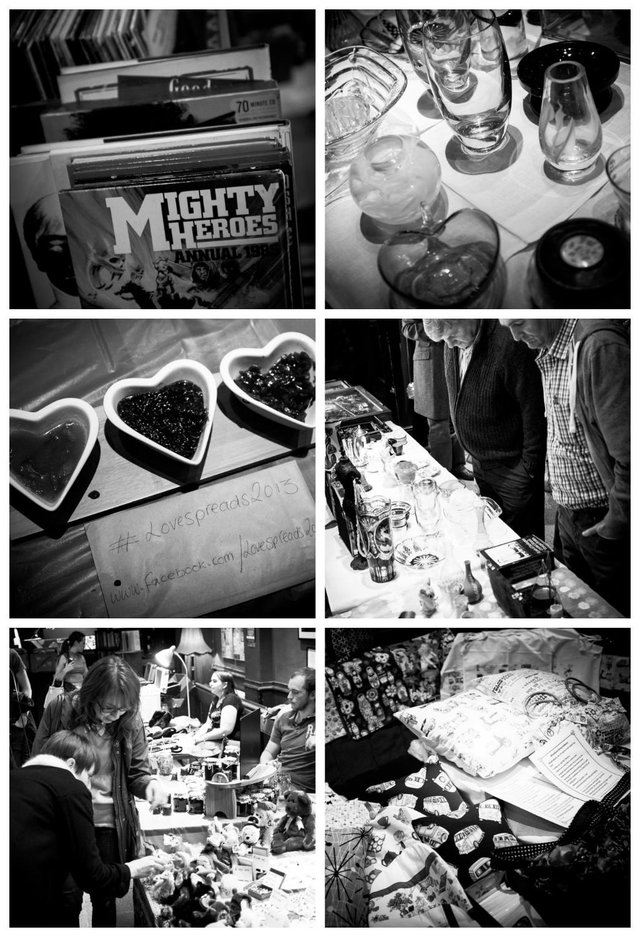 preloved vintage fair stalls