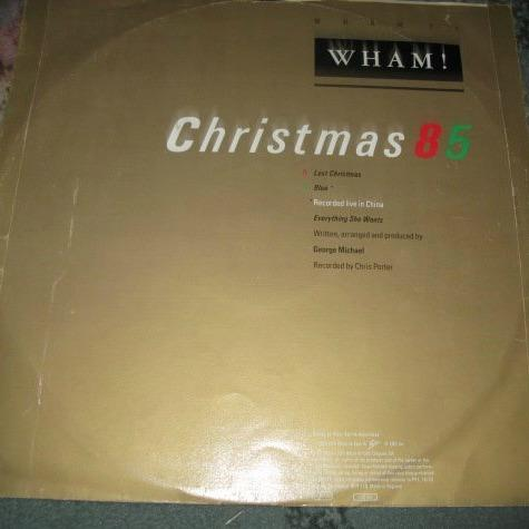 wham christmas lp