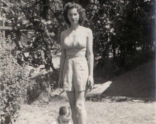 1940s Bikini Set