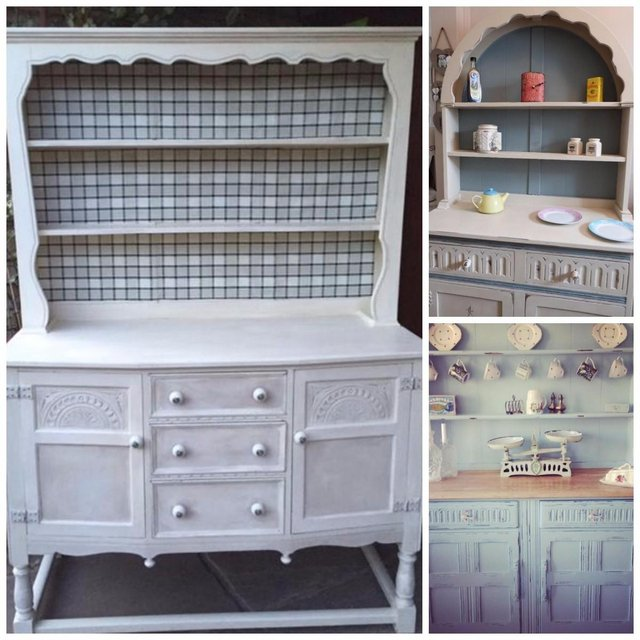 country kitchen dressers budget