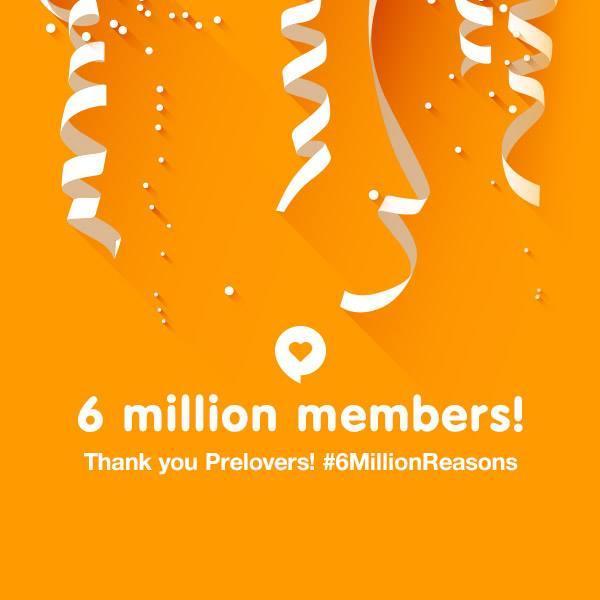 6 million members