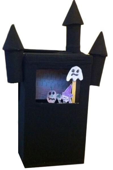 Shoebox Puppet Theatre