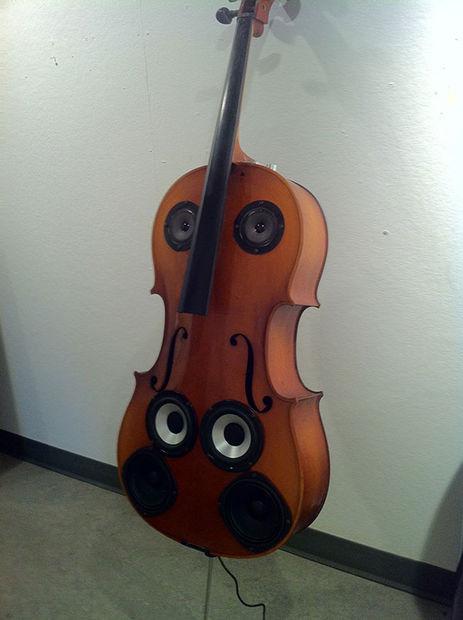 Bluetooth Cello