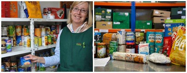 Trussell Trust Charity Foodbank