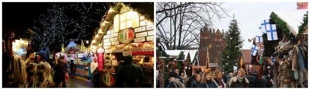 Belfast Christmas Markets!